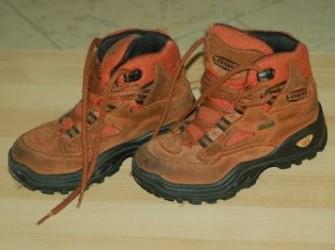 stevige Lowa schoenen
