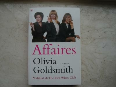 Affaires / Olivia Goldsmith / chicklit
