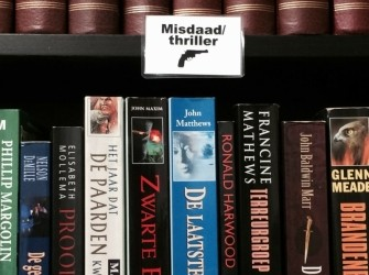 Boeken in categorie: Thrillers