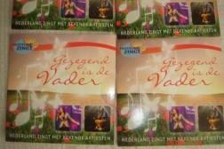 2 MOOIE CHRISTELIJKE CD'S MET 20 LIEDEREn