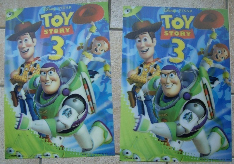 Placemat Toy Story
