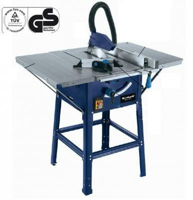 Einhell BT-TS 1500 U Tafelcirkelzaagmachine met onderstel!!…