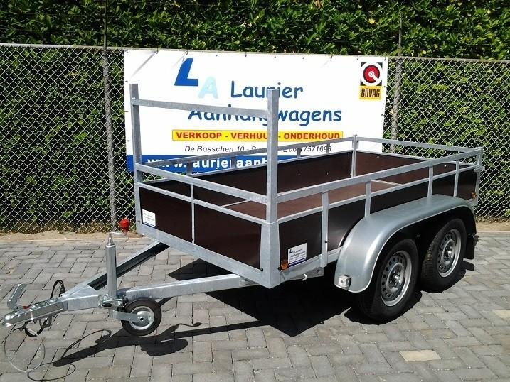 Te koop nieuwe ongeremde 750 kg aanhangwagens
