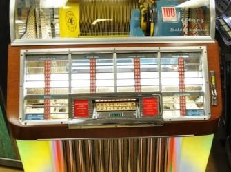 Jukeboxen, manuals en onderdelen