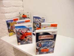 Diverse Wii games