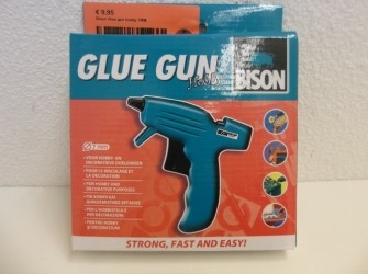 Bison Glue Gun Hobby - 7MM - Used Products Venlo