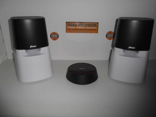 Alecto DSS-45 Draadloze Speakers -NIEUW- Used Products Venl…