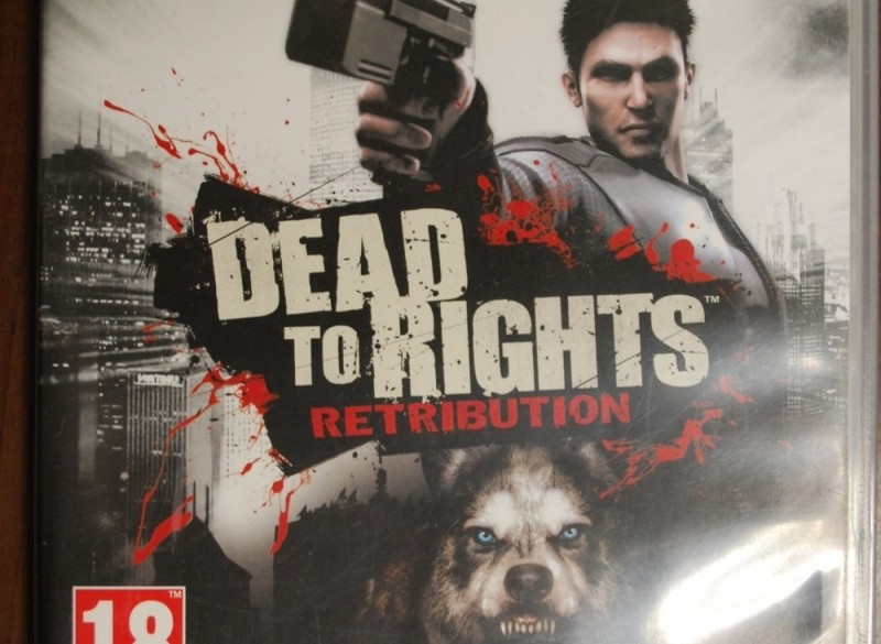 Ps3 game dead to rights