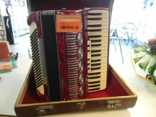 Paolo Soprani - Accordeon - Zeer MOOI! - Used Products Venl…