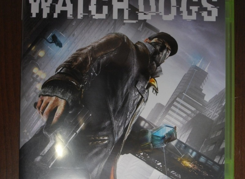 box 360 game Watchdogs