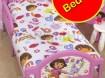 Dora Play Junior ALFABET Beddengoed Set
