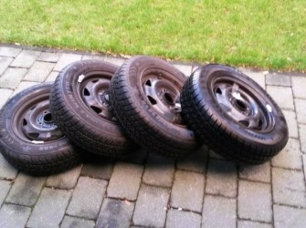 Winterbanden 165/70 R13
