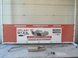 Complete uitlaat Chevrolet Matiz 03/2005 - 02/2011