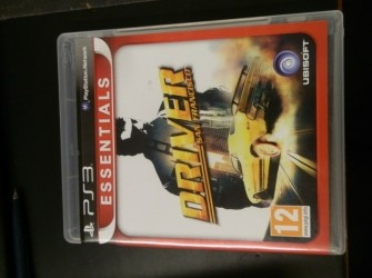 Ps3 game Driver