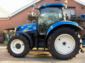 New Holland T6040 ELITE 4WD TRACTOR