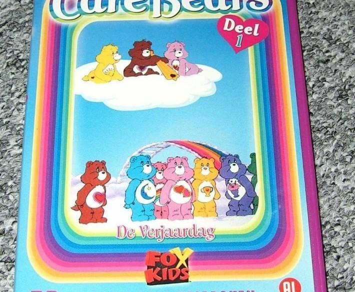 DVD Care bears (troetelbeertjes) deel 1