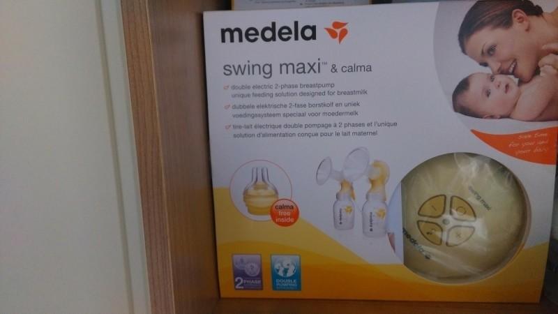 Medela Swing Maxi + Calma