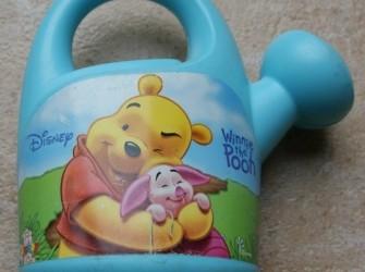 Kinder gietertje Winnie the Poeh