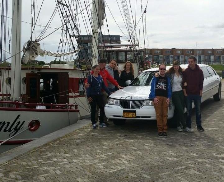 Limousine huren bij Limo Service Nederland