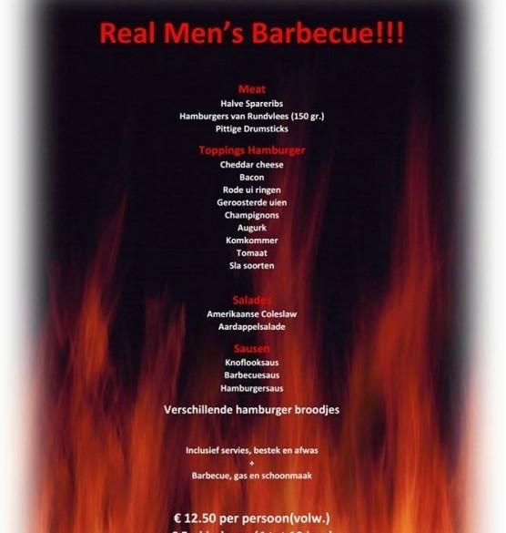 Nieuw: Real Men's Barbecue bij de Hofmeester uut Drenthe