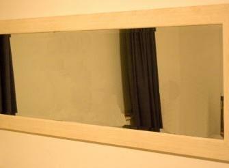 Facet Spiegel groot formaat