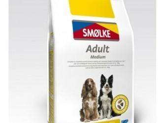 Smølke Adult Medium Hondenvoer 15 kg