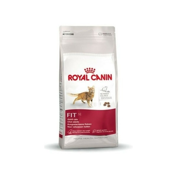 Kattenvoer van Hiltjo Royal Canin Fit 32 10 kg