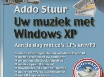 Te Koop Het Addo Stuur Boek Windows Xp Muziek.
