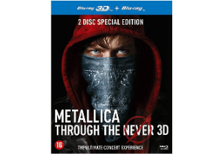 Metallica - Through the never 3D Special Edition