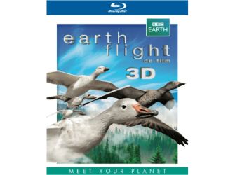 BBC earth - Earth flight 3D