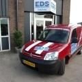 Foto Nieuw bij EDS, bezorgen van autom...