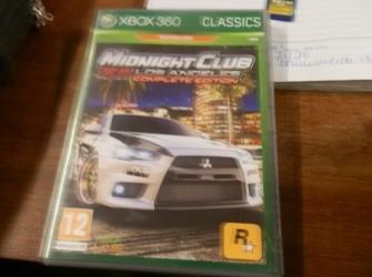 Xbox 360 Midnight Club complete seizoen