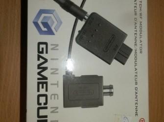 Nintendo gamecube modulator switch