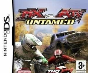 Mx Vs Atv Untamed (Usa) Nintendo Ds (Usa)