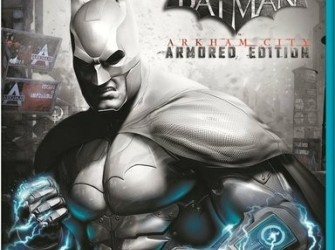 Batman arkham city (Armoured edition