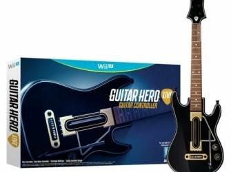 Guitar Hero Live (Wireless Guitar Only) Wii U