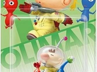 Nintendo amiibo figuur - Olimar (WiiU + New 3DS)