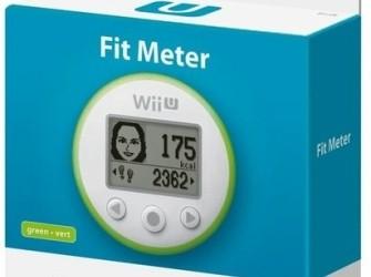 Nintendo Wii Fit U Meter Groen Wii U
