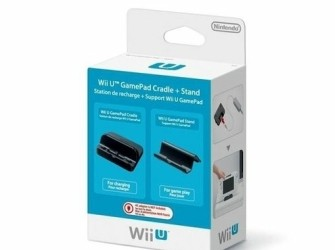 Nintendo Docking Station + Steun Gamepad Wii U