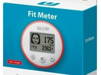 Nintendo Wii Fit U Meter Rood Wii U