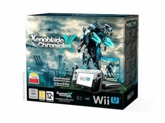 Nintendo Wii U Xenoblade Chronicles X Premium Console - 32G…