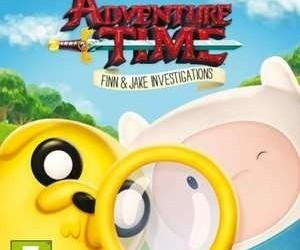Adventure time - Finn en Jake investigations (PS 4)