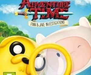 Adventure time - Finn en Jake investigations (PS 4)