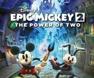 Epic Mickey - The power of illusion