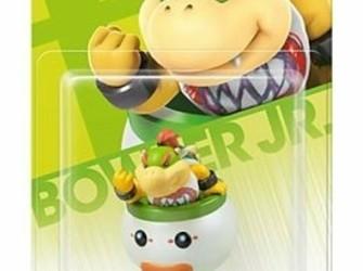 Nintendo amiibo Super Smash Figuur Bowser Jr. - Wii U + NEW…