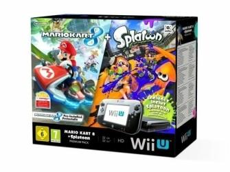 Nintendo Wii U Premium Pack Console - 32GB - Zwart - Wii U