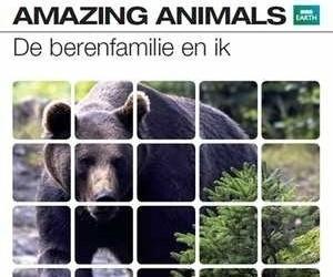 BBC Earth - Amazing Animals: De Zwarte Beer