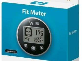 Fit meter black WiiU