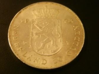 Zilveren tien gulden 1973