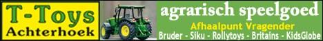 T-Toys Achterhoek, agrarisch speelgoed